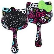 Hello Kitty Tokyopop Paddle Brush, New in Original Box