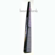 Black Diamond 19cm Tapered Barber Comb