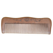 Fine Tooth Peachwood Wooden Comb
