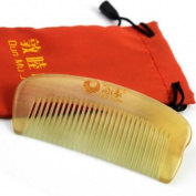 Exquisite natural hair care anti-off horn comb 10cm