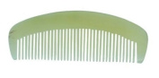 Country Gent Inspired Genuine Ox Horn Comb, Unisex Pocket Comb, #2