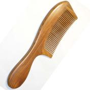 Natural Sandalwood Comb for Hair