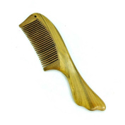 Natural Sandalwood Comb with with Beautiful Aromatic Smell