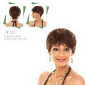 BEVERLY JOHNSON Human Hair Wig H287 Sale!