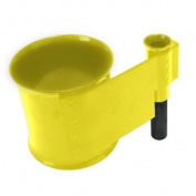 Golden Supreme Blow Dryer Holder