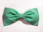 Sweet Pastel Mint Green Hair Bow