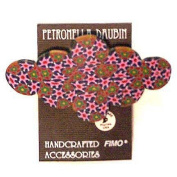 Psychedelic Hair Barrette
