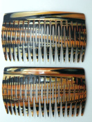 Charles J. Wahba Medium French Side Comb Pairs