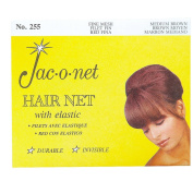 Jac-O-Net Nylon Bouffant Hair Net