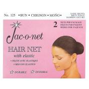 Jac-O-Net Chignon Bun Hair Net