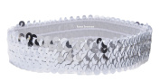 Sequin Headbands Glitter Sparkly Elastic Stretch Sports Softball Headband By Kenz Laurenz® as seen in the 2013 Emmy Awards Swag Bag