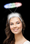 Light-Up LED Angel Halo Headband