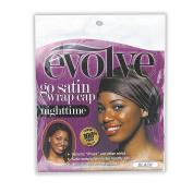 Evolve Nighttime Go Satin Wrap Cap