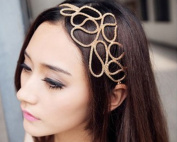 BONAMART ® Stylish Hollow Out Braided Stretch Hair Head Band Accessories Headband Hairband for Women