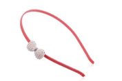 1Pcs Fashion Pearl Bowknot Hair Accessory Headband