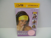 Large Satin Hair Band