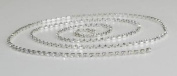 Elegant Faux Rhinestone Dazzle Wired Line for Weddings, Prom, Special Occasions