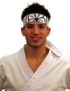Karate Kid Mr Miyagi Daniel Movie Headband