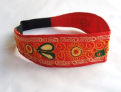 New Embroidery Stretch Siam Headband