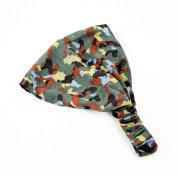 Camo Style Bandana Headband