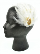 Touch of Nature 12727 Hackle Feather Headband, Ivory