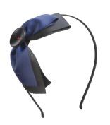 Girl Women Bow Headband Hairband Accessory