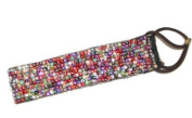 Wide Glittering Spangle Headband
