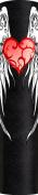 Hair Glove Heart & White Wings 20cm 31877