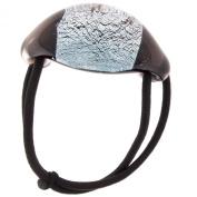 Dichroic Hair Tie: Diamond