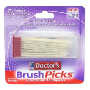 DOCTOR'S BRUSHPICK 60 EACH