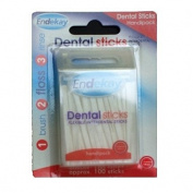 Endekay Dental Floss Sticks 100
