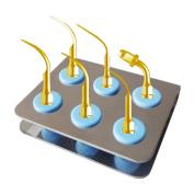 Easyinsmile Srsskg Sirona Dental Scaler Tip Sandard Kit Gold Gs1t, Gs2t, Gs4t, Ps1t, Ps2t, Ps3t, Es1t