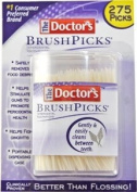 The Doctor's Brushpicks 275 Each