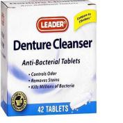 Leader Denture Tablets 42 ct.