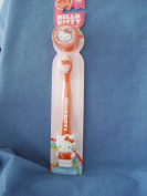 Hello Kitty With Suction Cup Toothbrush For Children 14cm L