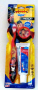 Justice League - Superman Toothbrush Travel Kit