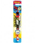 Spiderman Lightup Timer Toothbrush - Marvel Spiderman Firefly Lightup Timer Toothbrush