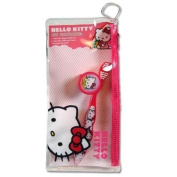 Hello Kitty Toothbrush in PVC Pouch