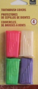4pk Toothbrush Covers