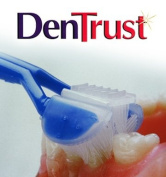 DenTrust 3-Sided Toothbrush ::