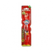 Red Angry Birds Light Up Toothbrush - Angry Birds Toothbrush