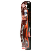 SportzDent Collegiate Toothbrush, University of Georgia, Soft Bristles, 6 Brushes
