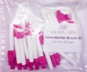 Tepe Xxxx-Fine Interdental Brush G2 0.4mm Pink x 25