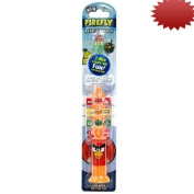 Firefly Angry Birds Ready Go Brush with Suction Cup Blister Carded, 35ml