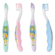 Youth Brush Floss Smile Monkey Toothbrushes - 48 per pack