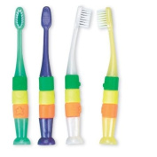 Youth Fun Grip Toothbrushes - 48 per pack