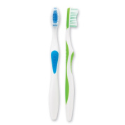 Smile Care Adult Action Plus Toothbrushes - 48 per pack