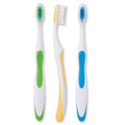 Smile Care Adult Super Grip Toothbrushes - 48 per Pack