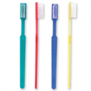 Adult Pre-Pasted Disposable Toothbrushes - 288 per pack