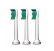 Philips Sonicare HX6013/66 Pro Results Brush Head (GENERIC), Standard, 12 Units